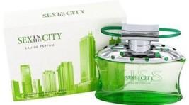 Sex In The City Kiss 3.4 Oz 100 Ml Edp Eau De Parfum Spray For Women Sealed Box - $27.82