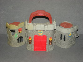 Fisher Price Great Adventures Castle: All In One Carry - $10.00