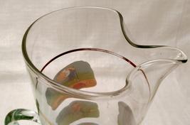 Golfer Martini Pitcher Glass Beaker Style Barware - Ashby Golf Cartoon image 5