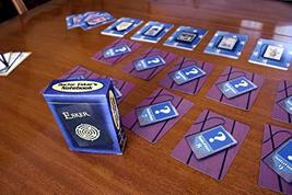 Doctor Esker's Notebook, a Puzzle Card Game in The Style of Escape Rooms image 4