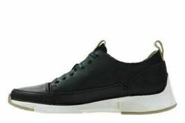 Clarks Tri Spark Black Nubuck Women's Athletic Sneakers 35384 - $129.95