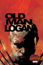 OLD MAN LOGAN #1 BLANK  EST REL DATE  05/27/2015  preorder NOT FINAL COVER - $4.99