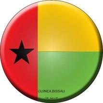 Guinea Bissau Country Novelty Metal Circular Sign - $21.95