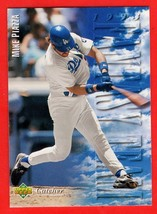 1994 Upper Deck #33 Mike Piazza HOF baseball card - $0.01