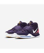 Nike Kyrie 6 Irving Grand Purple/Multi Color Mens Basketball 2019 All NEW  - $134.95