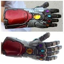 2019 Avengers Endgame Iron Man Infinity Gauntlet Snap Prop Glove Stark NEW - $31.19