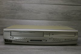 Sylvania SRD4900 DVD VCR Combo Player VHS Recorder w/ No Remote (For Par... - $19.75