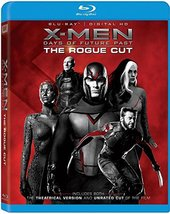 X-Men: Days of Future Past: The Rogue Cut [Blu-ray]