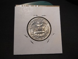 1964 Washington Silver Quarter GEM GEM BU+ 90% Coin Silver!!!  image 2