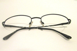 Clearvision Designer Eyeglasses Prescription Frames Ian Black Size 53-19-140 mm - $20.99