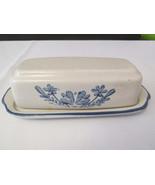 Phaltzgraff Yorktowne Butter Dish - $12.00