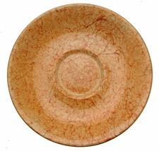 Royal Albert Gossamer Orange 5.5 Inch 14cm Saucer - $9.50