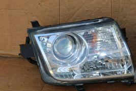 07-10 Lincoln MKX Halogen W/ AFS Headlight Lamp Set L&R  - POLISHED  image 3