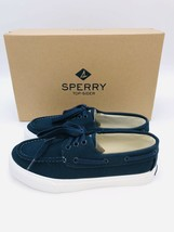 Sperry Top-Sider Men's Bermuda 3-Eye Sneaker Navy Size 8M US / 40.5EUR - $55.00