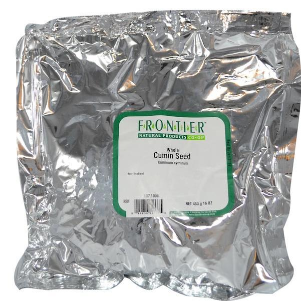 Frontier Cumin Seed Whole (1x1LB ) - $12.99