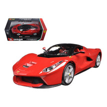 Ferrari Laferrari F70 Red 1/24 Diecast Model Car by Bburago  26001r - $37.84