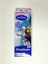 DISNEY DOMINOES GAMES (FROZEN) - $4.89