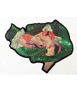 Msgm By Nico Vascellari Unisex Codalunga Unique Patch 154928 Multicolour - $58.57