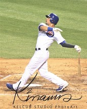 Original Willson Contreras Chicago Cubs Pic Var Sz World Series Wilson PhotoArt - $3.99+