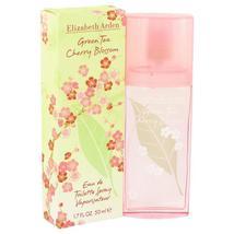 Green Tea Cherry Blossom by Elizabeth Arden Eau De Toilette Spray 1.7 oz... - $21.00