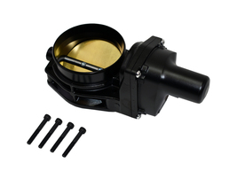 A-Team Performance 4-Bolt Throttle Body 92mm Drive By Wire Compatible With Chevr image 2