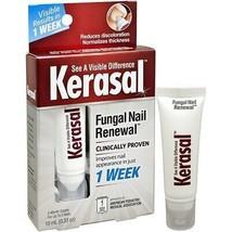 Kerasal Fungal Nail Renewal Treatment Cream Fungus Psoriasis Restore Hea... - $24.59