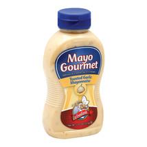 Mayo Gourmet Mayo - Toasted Garlic - Case of 6 - 11 oz - $27.53