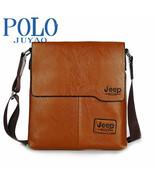 Men Bag, Leather crossbody  Business  Handbags - $38.99