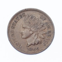 """1866 1C Indian Head Cent XF Condition, All Brown Color, Clean Bold """"LIBE... - $173.25"""