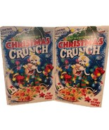 2 18.6 LIMITED EDITION CAP N CRUNCH'S FUN HOLIDAY SHAPES CHRISTMAS CRUNC... - $14.85