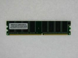 1GB DDR PC3200 400MHz Non-ECC DIMM Memory 4 eMachines T3116 T3120 T3124 T3302