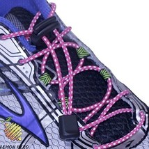 Lemon Hero No Tie Elastic Shoelaces By Lots Of Reflective Colors. Our Sh... - $17.99