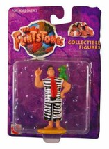The Flintstones Movie Fred with the Dictabird Figure 1994 Mattel (C-5) - $8.59
