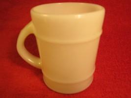 FIRE KING Coffee Cup Mug RANGER White 11 oz [Z183a] - $5.76