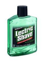 Williams Lectric Shave Electric Razor Original Pre-Shave 7 Oz image 10