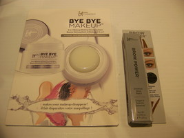 it COSMETICS TAUPE BROW POWER NEW IN PACKAGE W/ .07 OZ BYE BYE MAKEUP SA... - $14.39