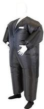 Déguisement Agent Adulte Slenderman pour Blow Up Gonflable Complet Combi... - £36.15 GBP