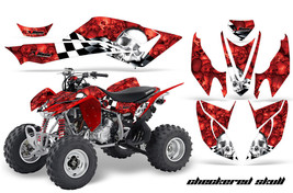 ATV Graphics Kit Decal Quad Sticker Wrap For Honda TRX400EX 2008-2016 CH... - $168.25