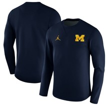 Michigan Wolverines Mens Nike Coaches Sideline Modern Sweatshirt - XXL -... - $40.77