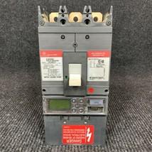 Ge Spectra Rms SGLC3604L3XX HI-Break Circuit Breaker 400Amp 600Vac 3 Pole Gtp - $856.38