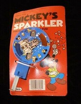 Disney Mickey Mouse Sparkler 1970s - $16.99