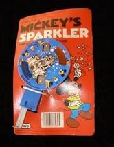 Disney Mickey Mouse Sparkler 1970s - $18.99