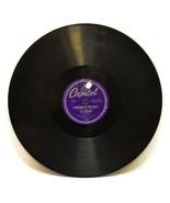 Vinyl Album 78 rpm The Gentleman is a Dope Jo Stafford Capitol 2286 - £6.97 GBP