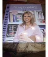Scrapbooking With Lisa Bearnson Book QVC Page Layouts Creating Keepsakes... - $21.77