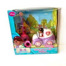 Doc McStuffins Check Up 'N Go Mobile Playset - Just Play, New in Origina... - $47.41
