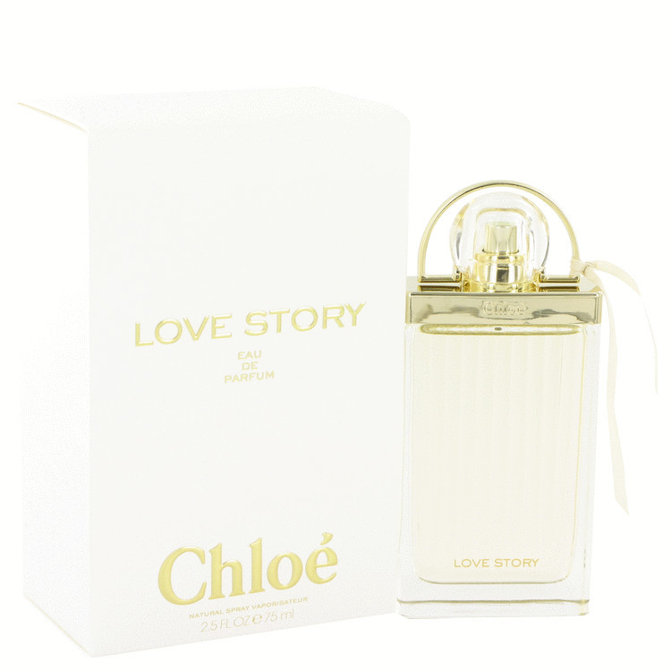 Chloe Love Story 2.5 Oz Eau De Parfum Spray