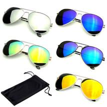 Polarisierend Aviator Sonnenbrille Damen Herren Hülle Vintage Sport Fahren - $5.87+