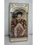 """Angelina Collection 16"""" Porcelain Girl Doll ~ In original box - $15.93"""