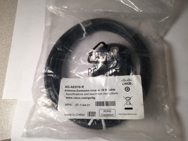 Cisco Single-Port Antenna Stand TNC Portable Antenna Cisco 4G-AE010-R New - $20.89