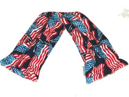 American Flag Neck Sz Pick a Scent Ricepack Microwaveable Hot Cold Pack ... - $18.99